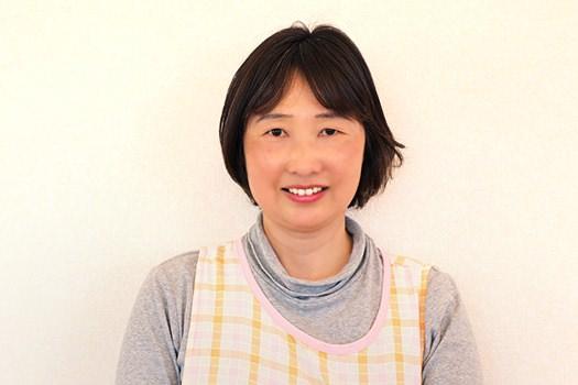副園長 福釜裕子
